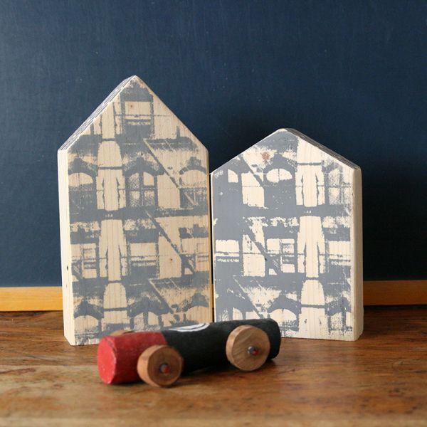Décoration enfant - Maison design en bois