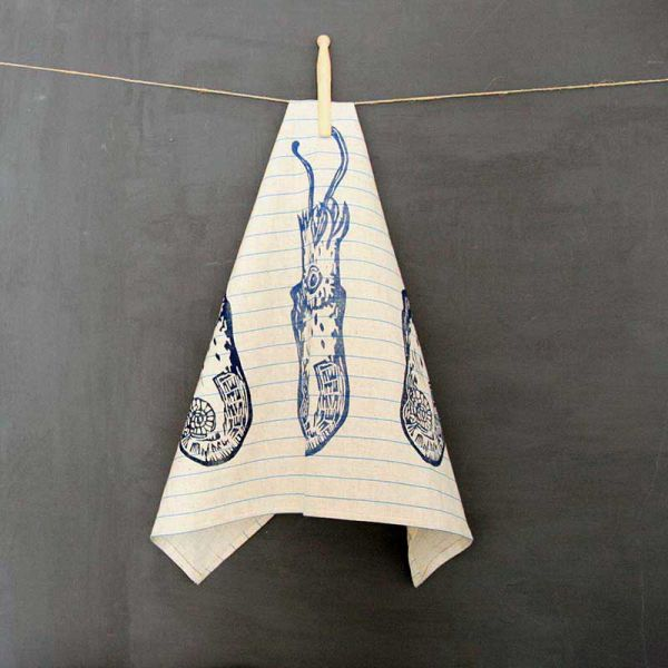 Torchon-Tea towel Design-Poulp